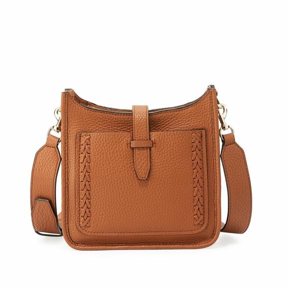 Rebecca Minkoff Small Unlined Whipstitch Bag
